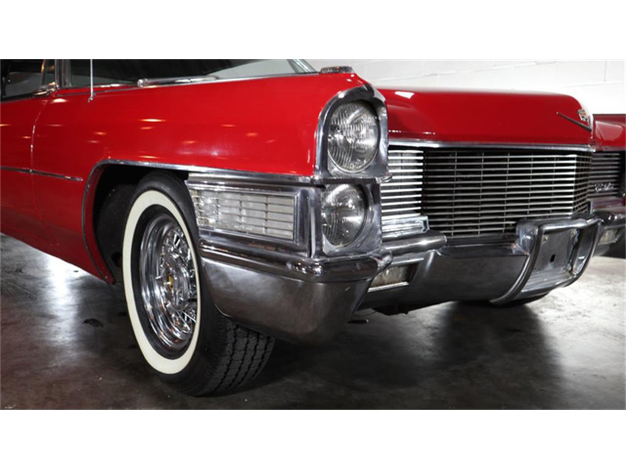 1965 Cadillac Coupe DeVille (CC-1383185) for sale in Jackson, Mississippi