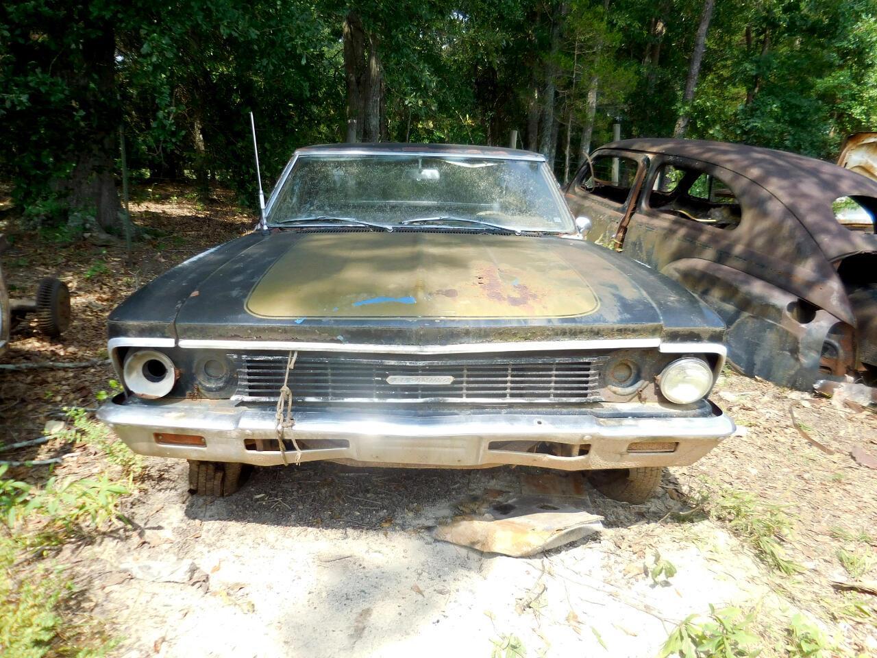 1966 Chevrolet El Camino (CC-1383189) for sale in Gray Court, South Carolina