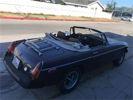 1979 MG MGB (CC-1380320) for sale in Cadillac, Michigan