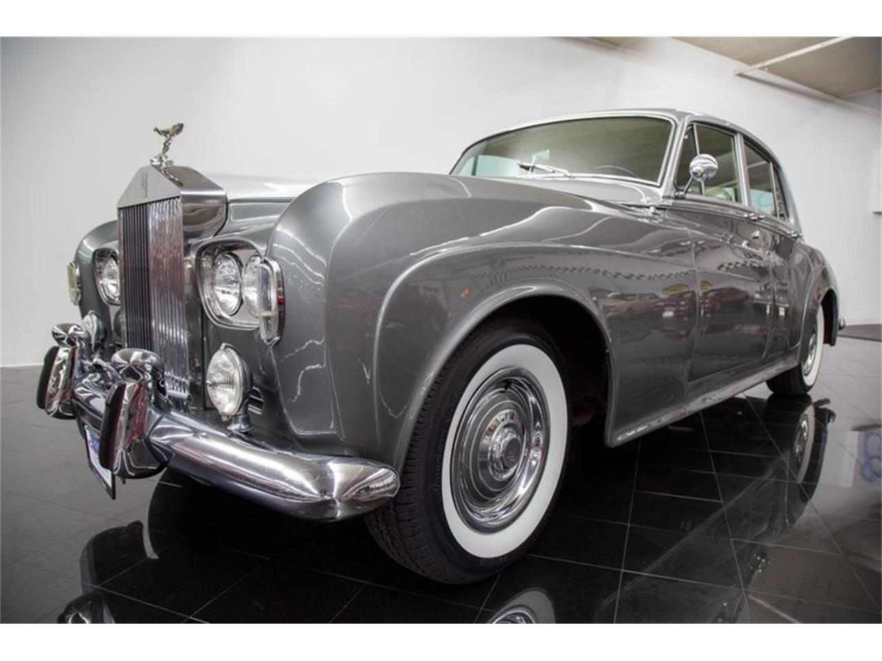 1963 Rolls-Royce Silver Cloud (CC-1383200) for sale in St. Louis, Missouri