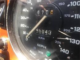 1976 Triumph TR6 (CC-1380321) for sale in Cadillac, Michigan