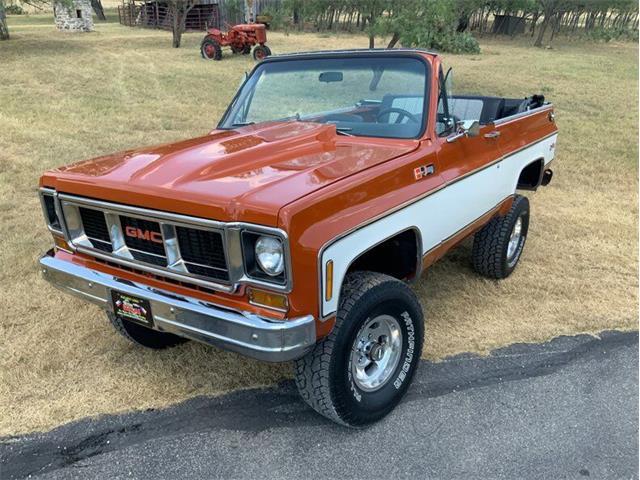 1974 GMC Jimmy (CC-1383213) for sale in Fredericksburg, Texas