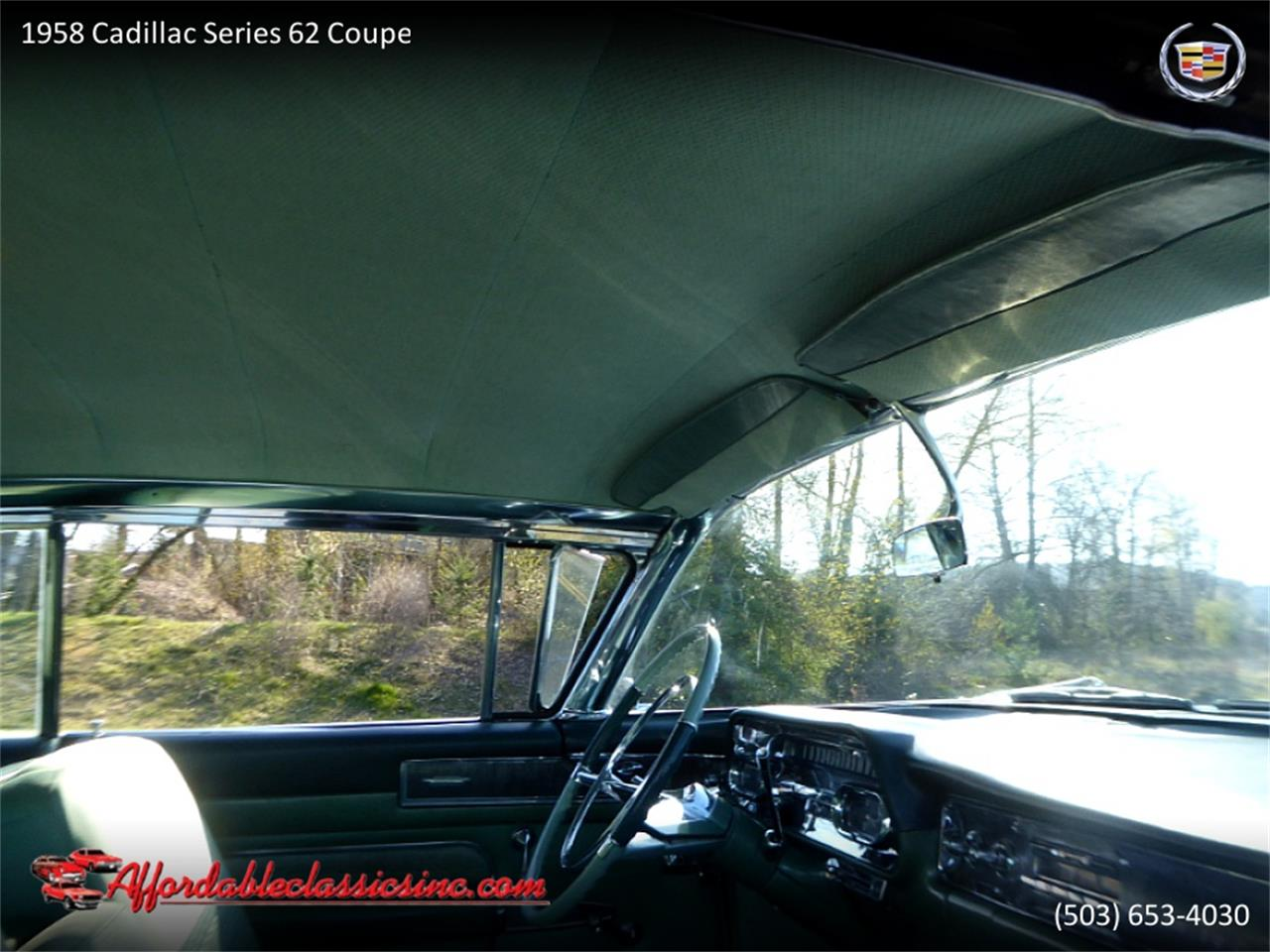 1958 Cadillac Series 62 (CC-1383236) for sale in Gladstone, Oregon