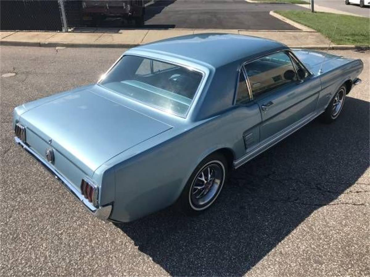 1966 Ford Mustang (CC-1380324) for sale in Cadillac, Michigan