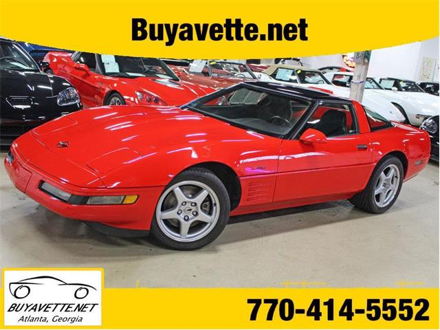 1994 Chevrolet Corvette (CC-1383241) for sale in Atlanta, Georgia