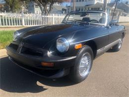 1980 MG MGB (CC-1383243) for sale in Milford City, Connecticut