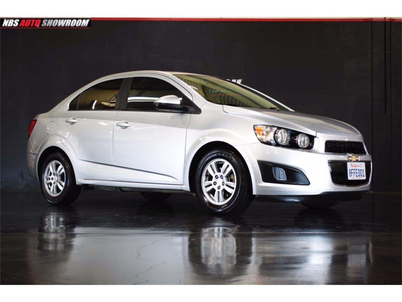 2012 Chevrolet Sonic (CC-1383246) for sale in Milpitas, California