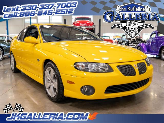 2004 Pontiac GTO (CC-1383250) for sale in Salem, Ohio