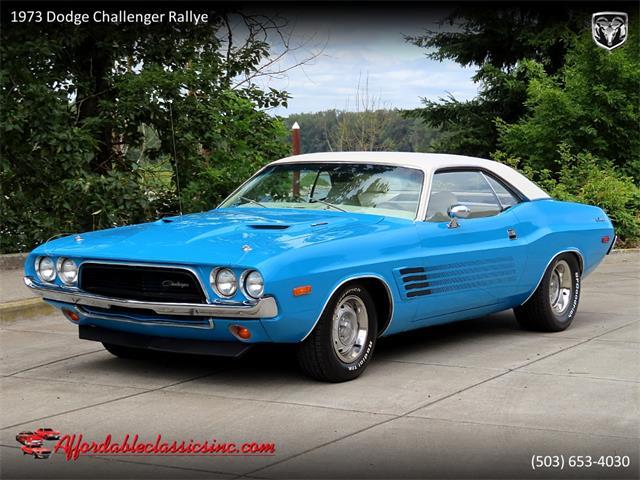 1973 Dodge Challenger (CC-1383255) for sale in Gladstone, Oregon