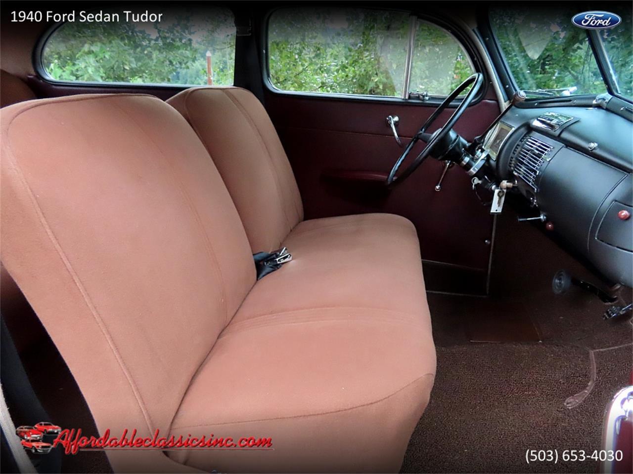 1940 Ford Sedan (CC-1383275) for sale in Gladstone, Oregon