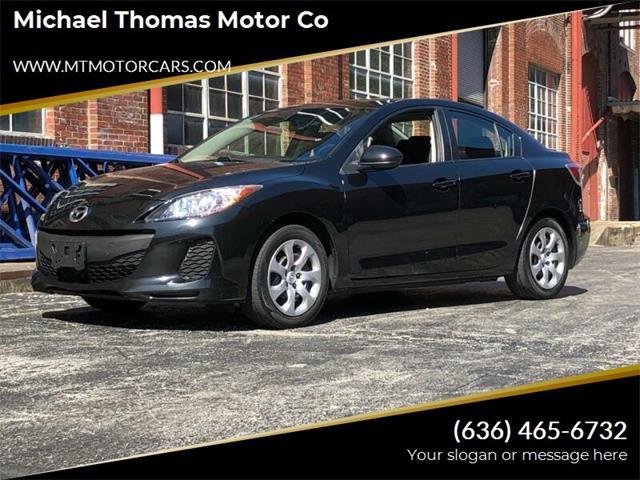 2012 Mazda 3 (CC-1383292) for sale in Saint Charles, Missouri