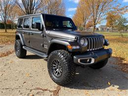 2019 Jeep Wrangler (CC-1383302) for sale in Shelby Township, Michigan