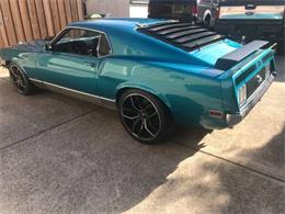 1970 Ford Mustang (CC-1380331) for sale in Cadillac, Michigan