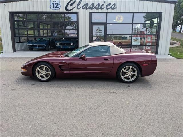 2003 Chevrolet Corvette (CC-1383318) for sale in Webster, South Dakota