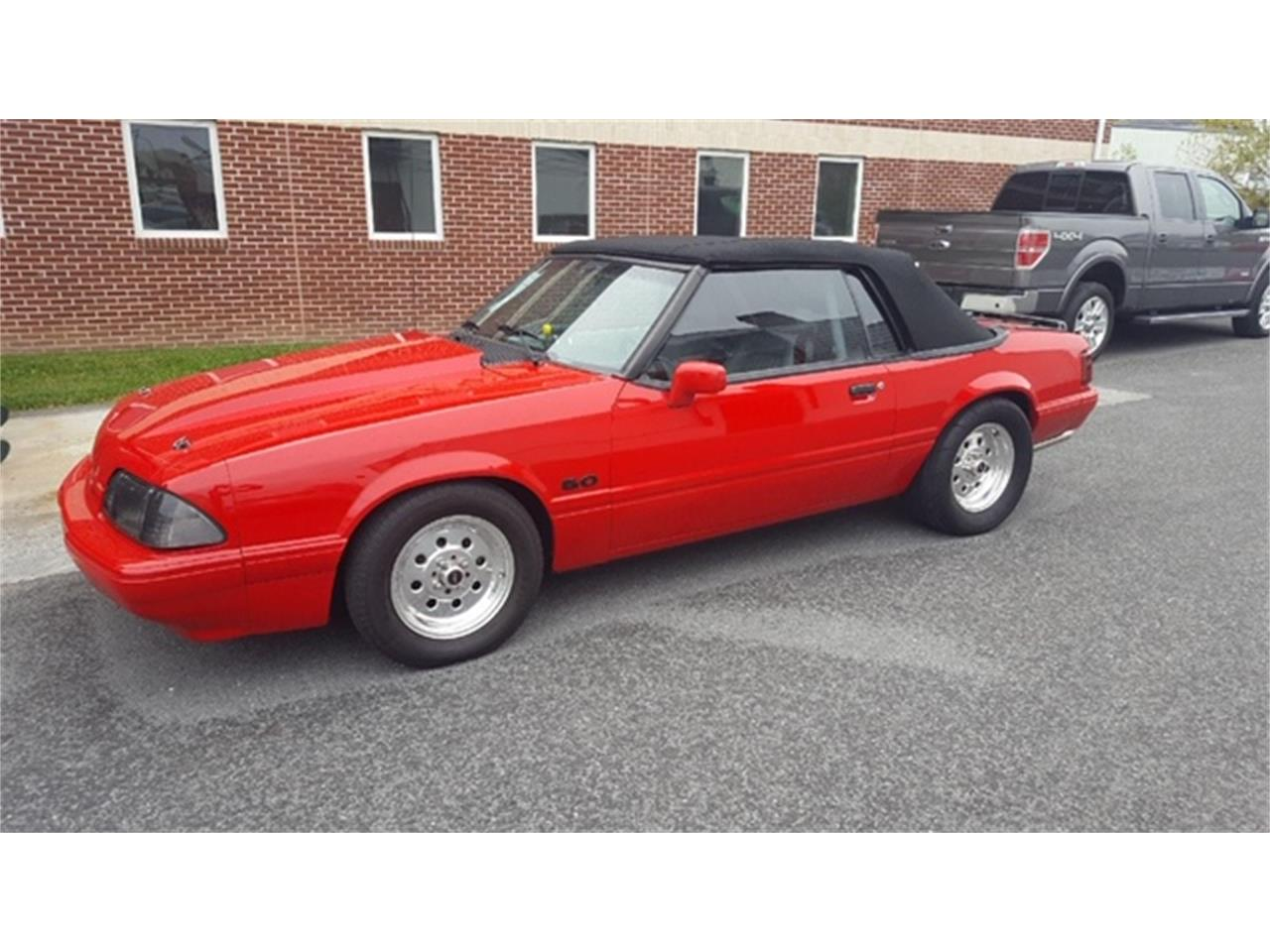1990 Ford Mustang (CC-1383323) for sale in Carlisle, Pennsylvania