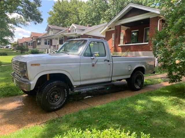 1980 Ford F250 (CC-1380333) for sale in Cadillac, Michigan