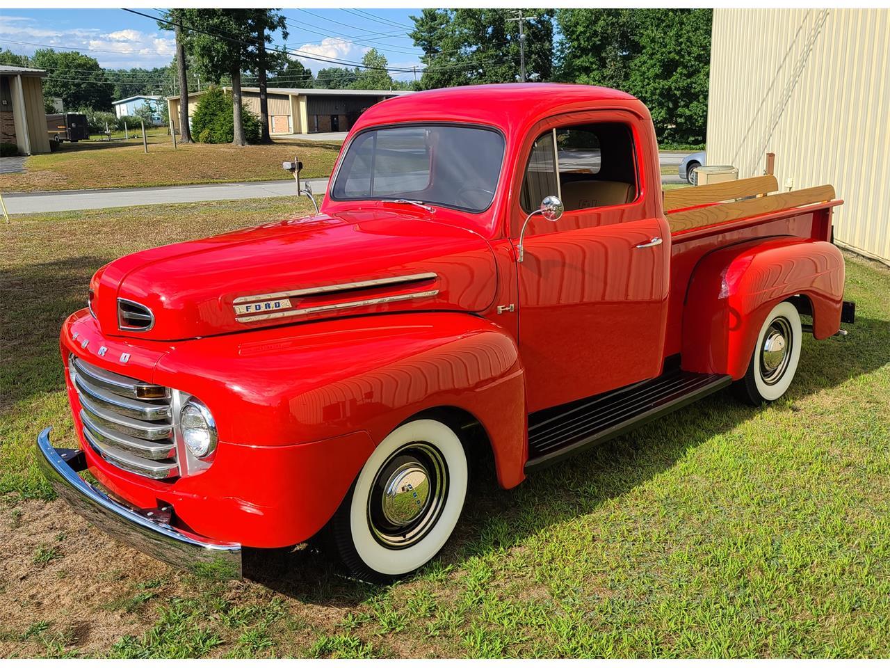 1950 Ford F1 (CC-1383333) for sale in HOPEDALE, Massachusetts