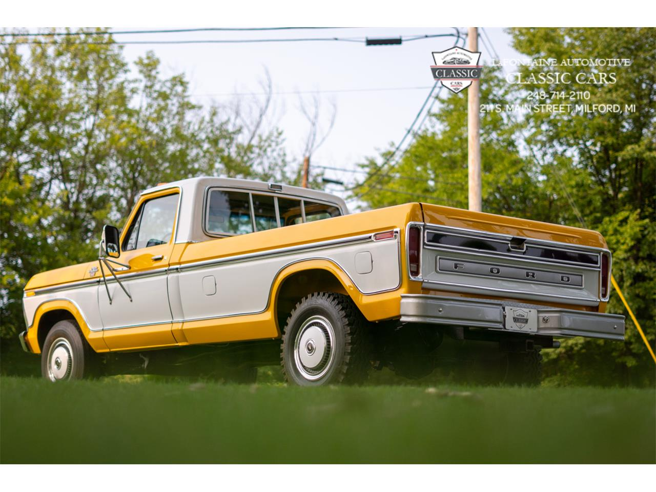 1977 Ford F350 (CC-1383351) for sale in Milford, Michigan