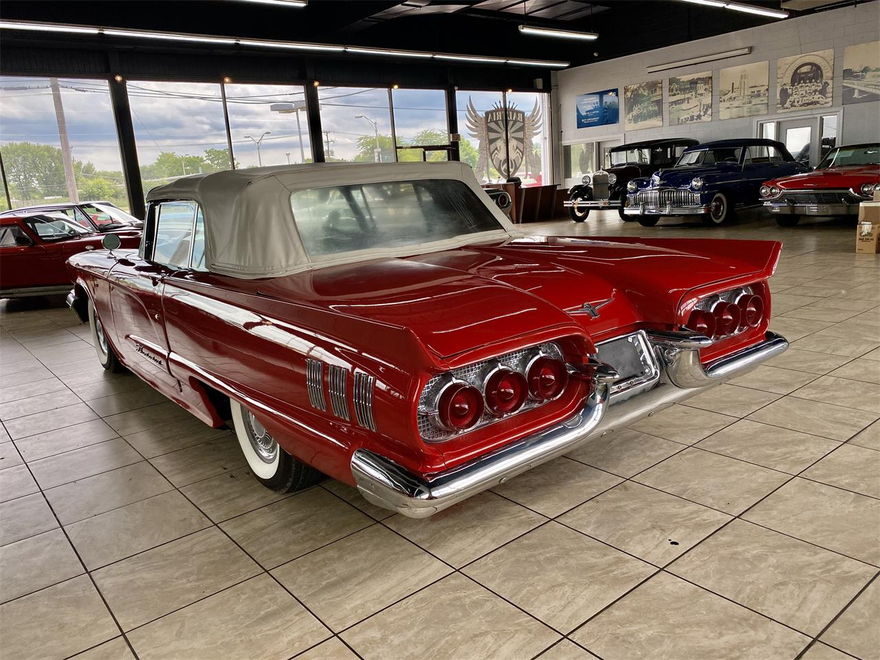 1960 Ford Thunderbird (CC-1383356) for sale in St Charles, Illinois