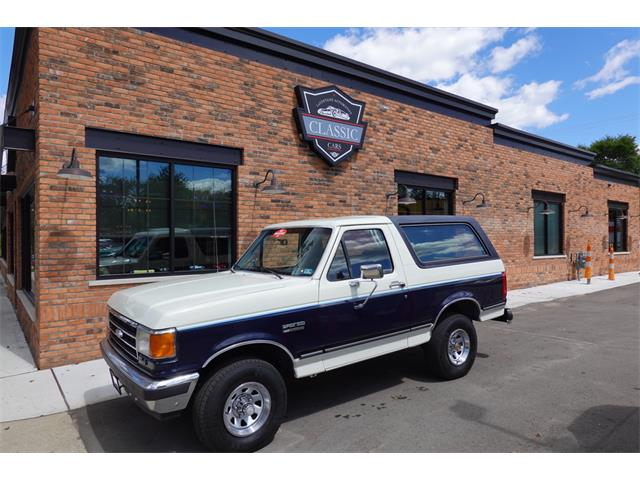 1990 Ford Bronco (CC-1383357) for sale in Milford, Michigan
