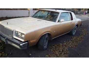 1980 Buick Regal (CC-1380336) for sale in Cadillac, Michigan