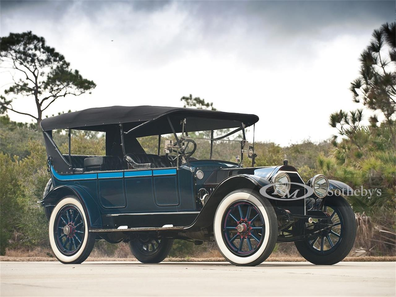 1913 Stearns-Knight Touring (CC-1383376) for sale in Hershey, Pennsylvania
