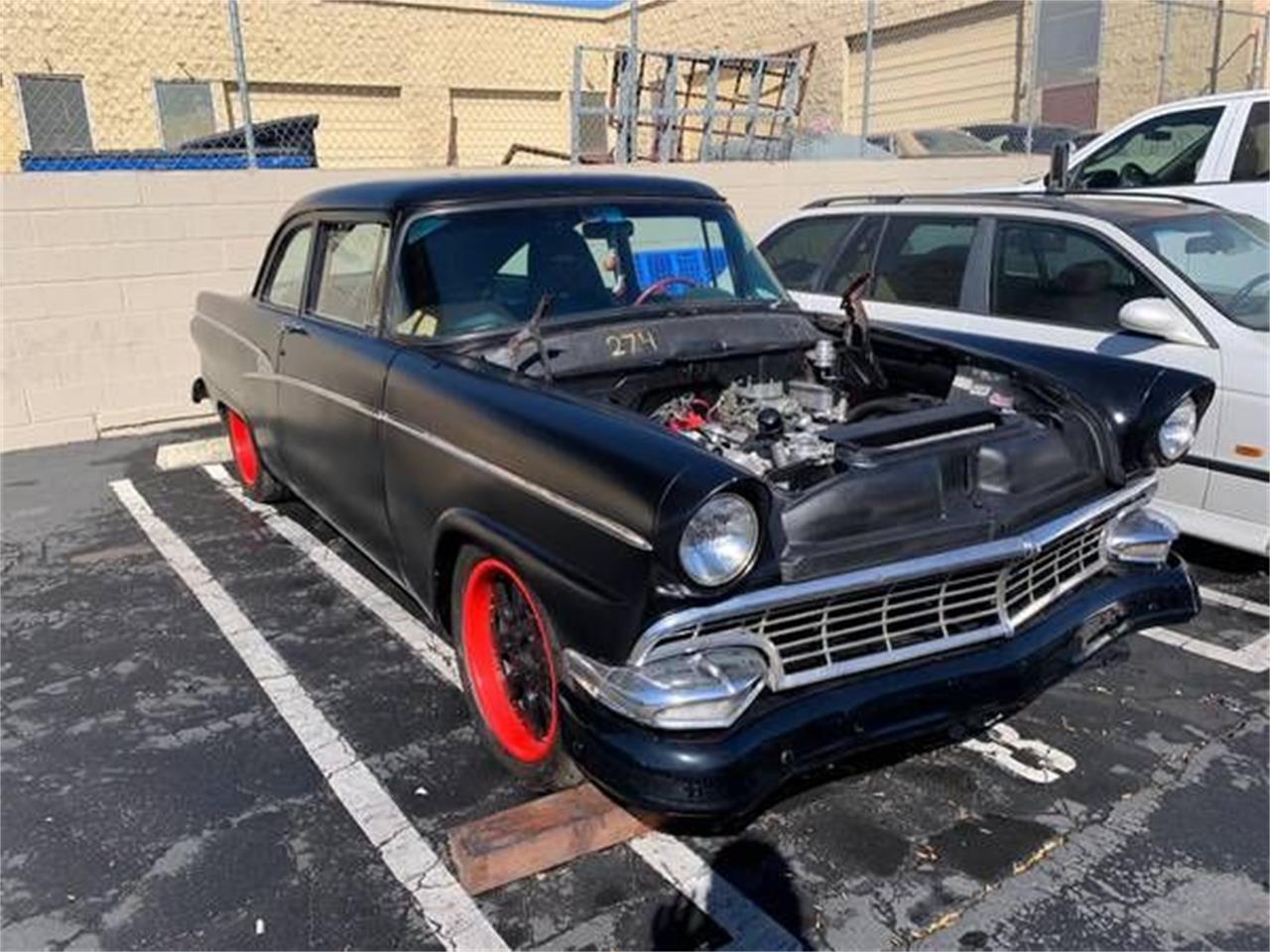 1956 Ford Fairlane (CC-1380341) for sale in Cadillac, Michigan
