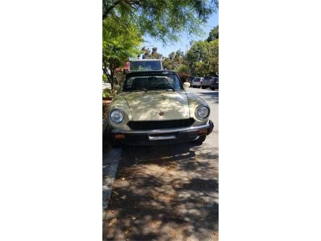 1979 Fiat Spider (CC-1380345) for sale in Cadillac, Michigan