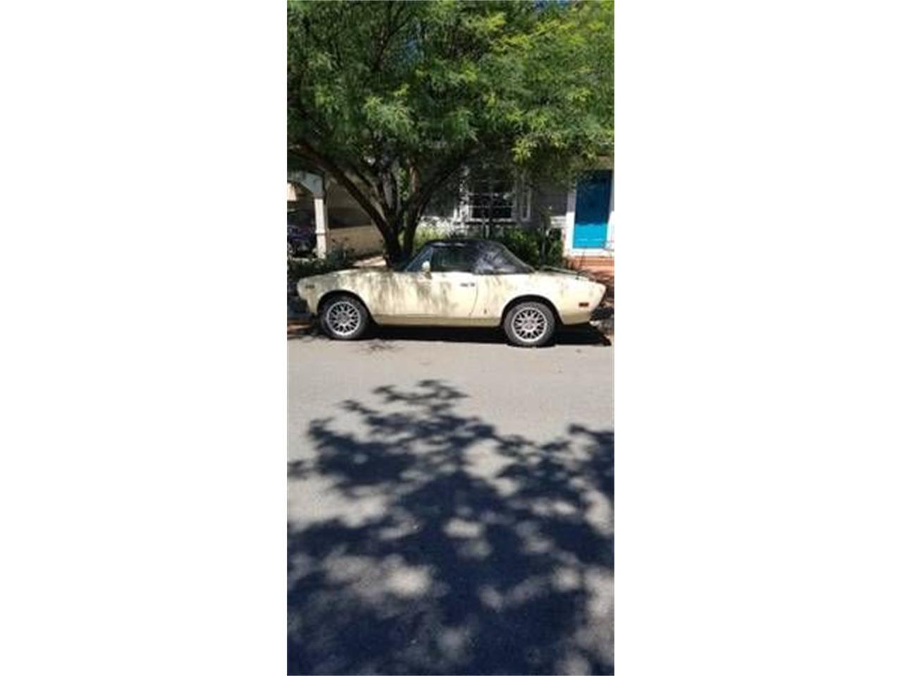 1979 Fiat Spider (CC-1380345) for sale in Cadillac, Michigan