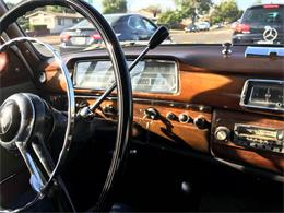 1958 Mercedes-Benz 220S (CC-1383466) for sale in San Diego, California