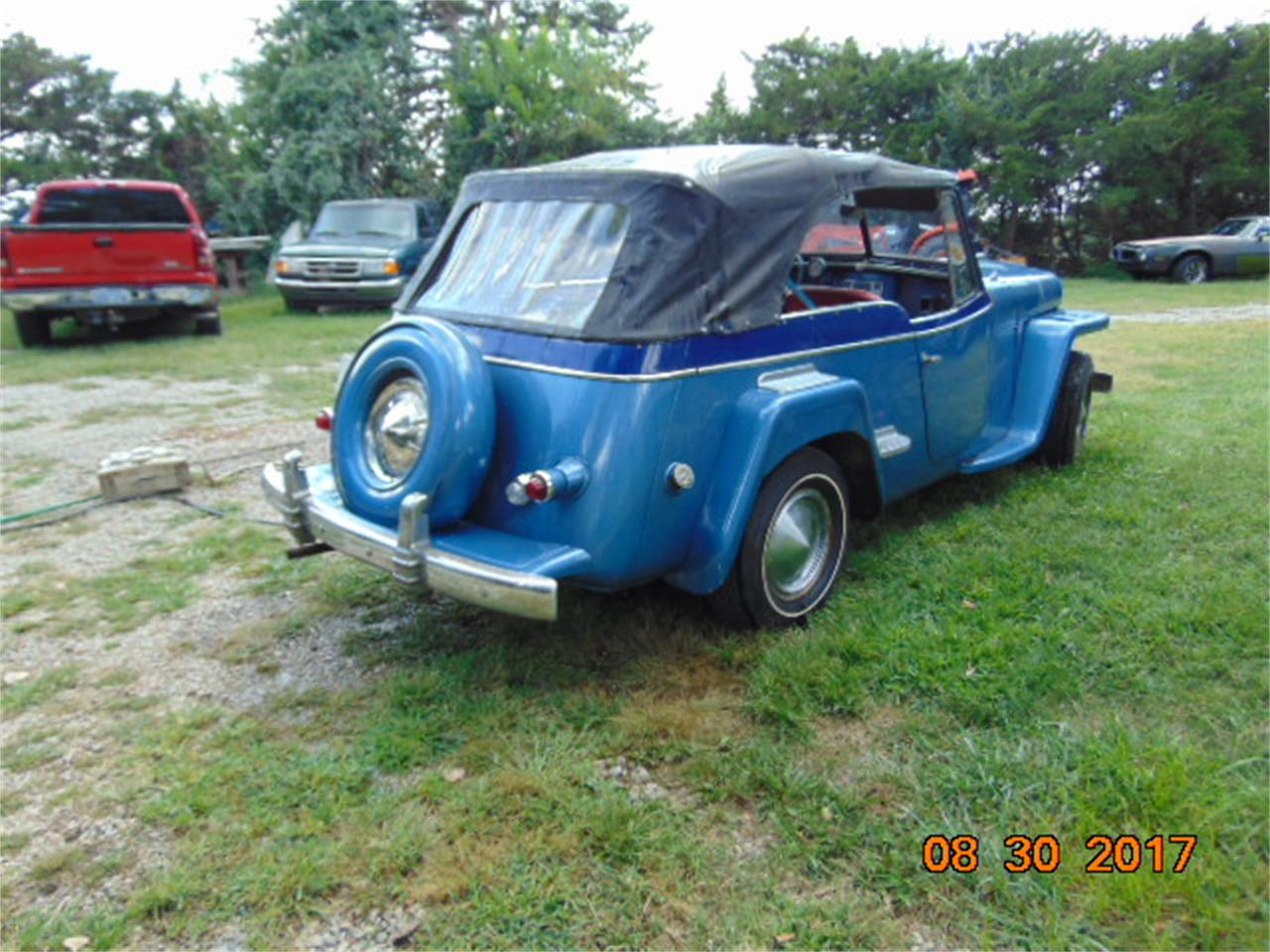 1949 Willys-Overland Jeepster (CC-1383469) for sale in lawrence, Kansas