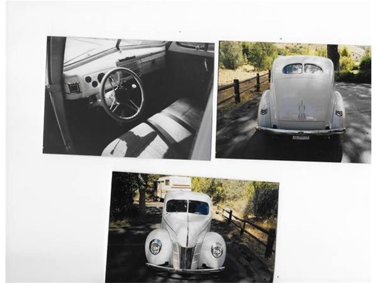 1940 Ford Sedan (CC-1380348) for sale in Cadillac, Michigan
