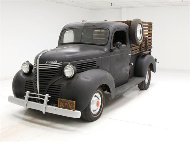 1940 Plymouth Pickup (CC-1383495) for sale in Morgantown, Pennsylvania