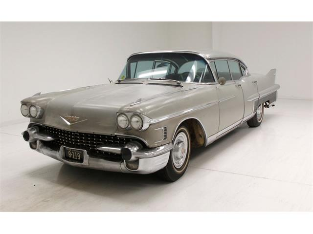 1958 Cadillac Fleetwood (CC-1383497) for sale in Morgantown, Pennsylvania