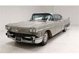 1958 Cadillac Fleetwood (CC-1383497) for sale in Morgantown, Pennsylvania