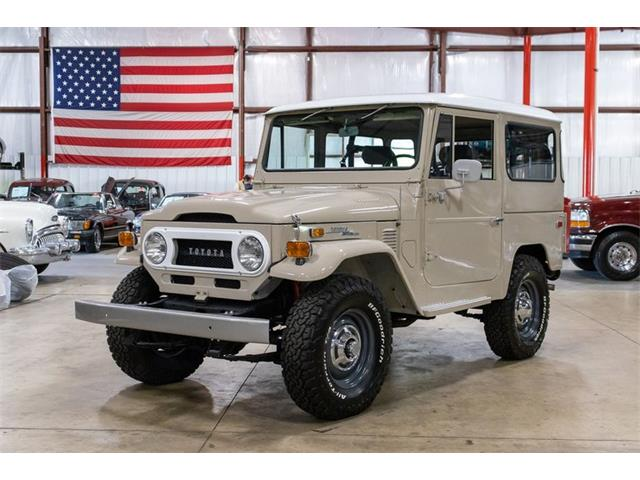 1973 Toyota Land Cruiser FJ (CC-1383498) for sale in Kentwood, Michigan