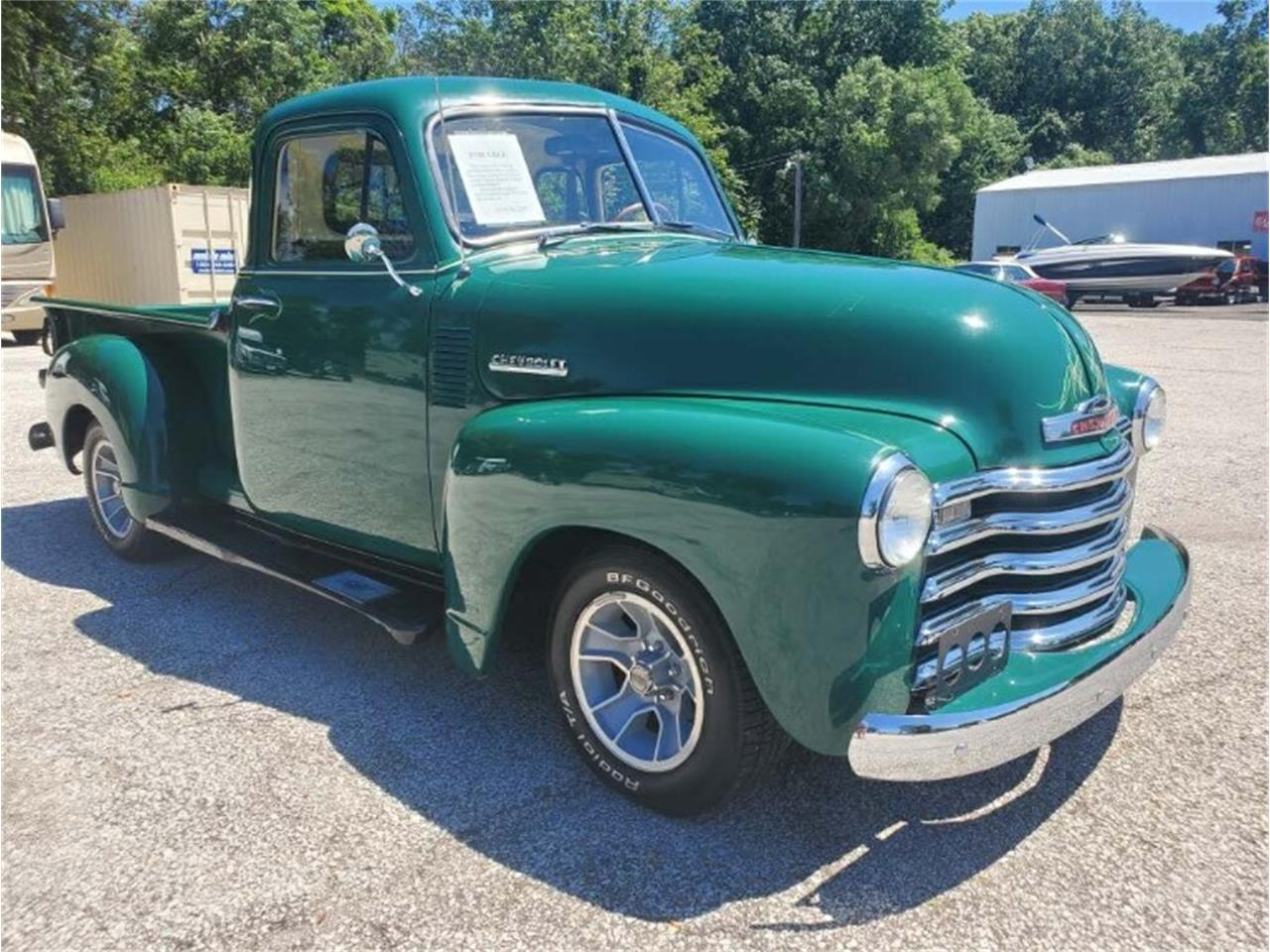 1952 Chevrolet 3100 (CC-1380035) for sale in Mundelein, Illinois