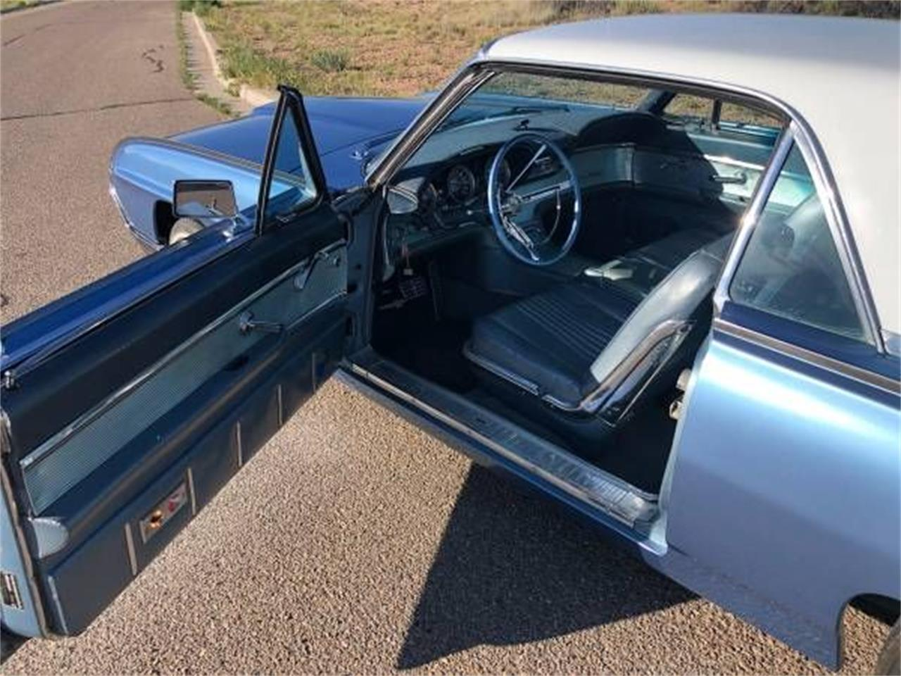 1963 Ford Thunderbird (CC-1380351) for sale in Cadillac, Michigan