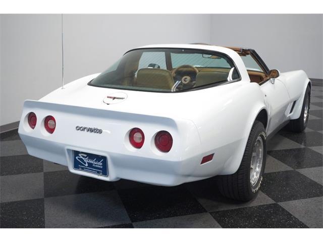 1981 Chevrolet Corvette (CC-1383513) for sale in Mesa, Arizona