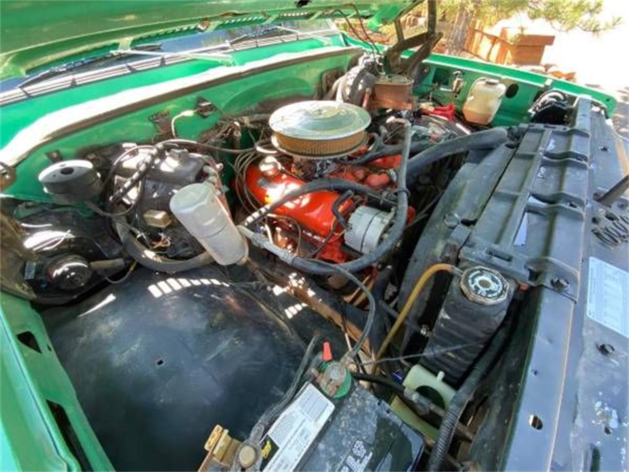 1973 GMC 3500 (CC-1380352) for sale in Cadillac, Michigan