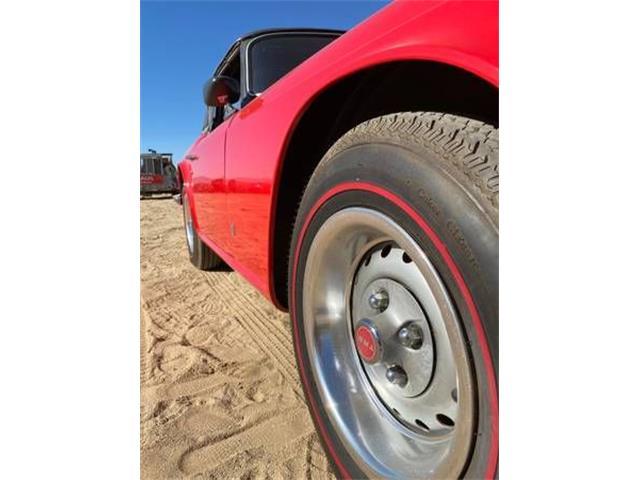 1974 Triumph TR6 (CC-1380353) for sale in Cadillac, Michigan