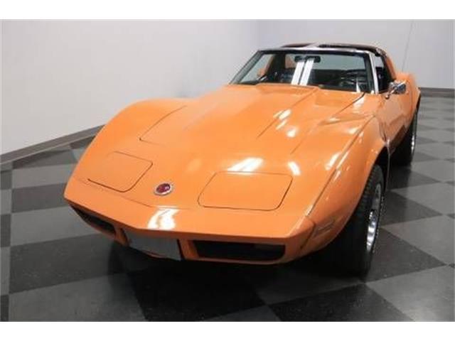 1974 Chevrolet Corvette (CC-1380354) for sale in Cadillac, Michigan