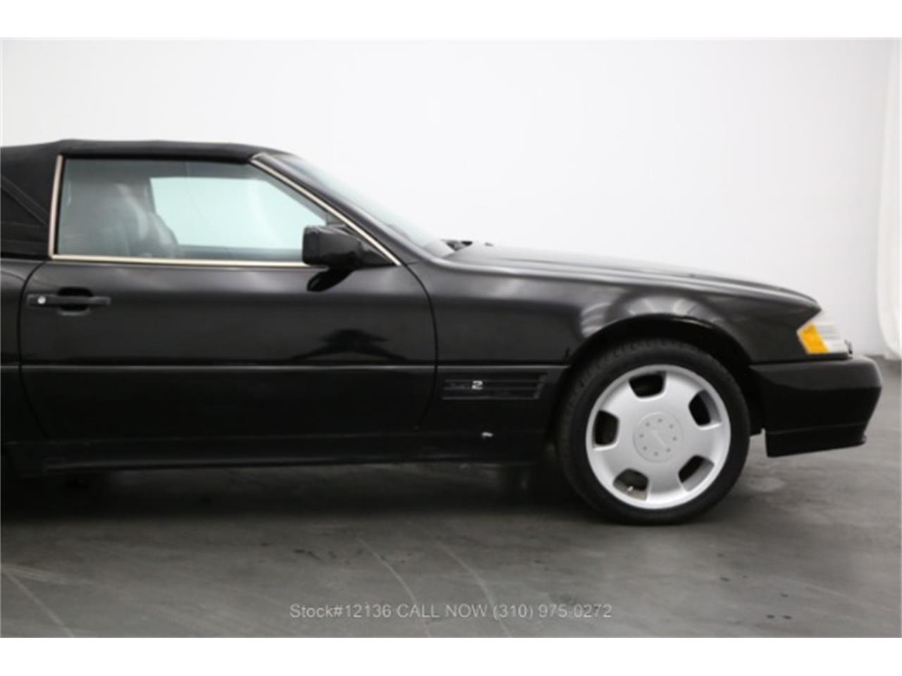 1995 Mercedes-Benz SL600 (CC-1383541) for sale in Beverly Hills, California