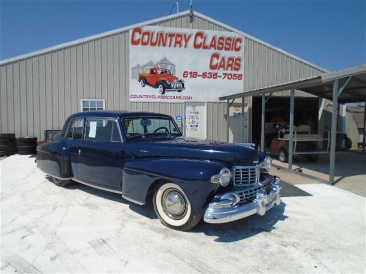 1948 Lincoln Continental (CC-1383549) for sale in Staunton, Illinois