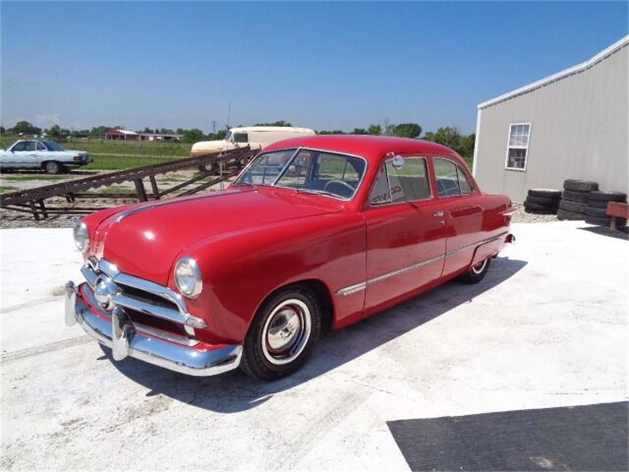 1949 Ford Sedan (CC-1383550) for sale in Staunton, Illinois