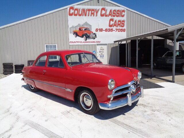 1949 Ford Sedan (CC-1383550) for sale in Staunton, Illinois