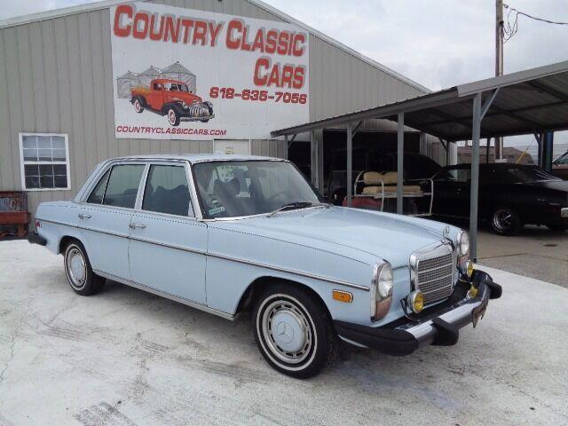 1976 Mercedes-Benz 240 (CC-1383553) for sale in Staunton, Illinois
