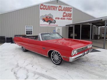 1969 Plymouth Sport Fury (CC-1383555) for sale in Staunton, Illinois