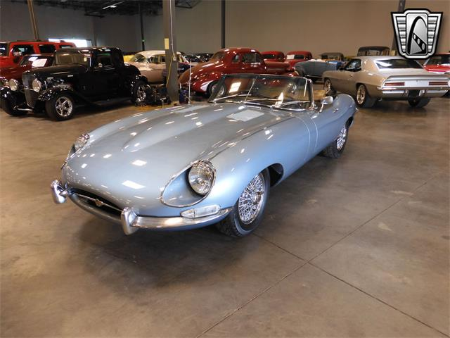 1968 Jaguar E-Type (CC-1383559) for sale in O'Fallon, Illinois