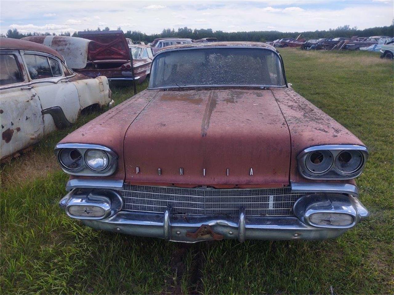 1958 Pontiac Star Chief (CC-1383579) for sale in Parkers Prairie, Minnesota